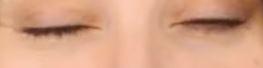 Sminka bort mörka ringar under ögonen med bra ekologiskt smink